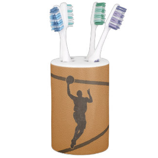 Sprungs-Schuss-Basketball-Bad-Set Seifenspender