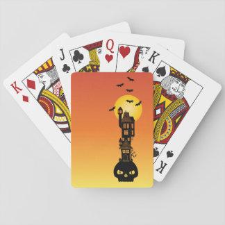 Spuk Haus Spielkarten
