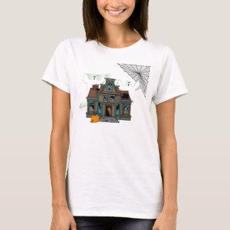 Spuk Haus T-Shirt