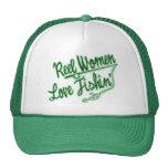 Spulen-Frauen-Liebe, die der Frauen im Freien fisc Baseball Kappe