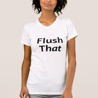 Spülen Sie das (gotische Schriften) Shirt