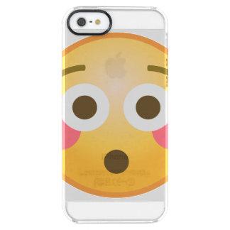 Spültes Emoji Durchsichtige iPhone SE/5/5s Hülle