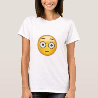 Spültes Gesicht Emoji T-Shirt