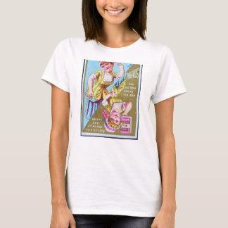Spunky Reinigungs-Seifen-Anzeige T-Shirt