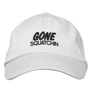Squatchin allé chapeaux brodés