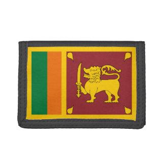 Sri Lanka Flaggen-Geldbörse