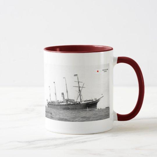SS Friesland Tasse