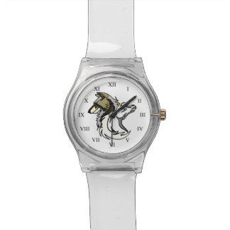 SSU Projekt Maywatch Uhr