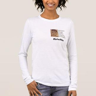 St. annes Logo, Matushka Langärmeliges T-Shirt