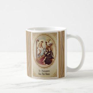 St. Ausländischer Schutzpatron von Kaffeetasse