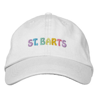 ST- BARTSkappe Bestickte Kappe