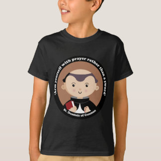 St Dominic von Guzman T-Shirt