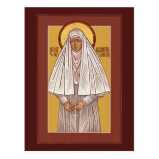 St. Elizabeth die neue Märtyrer-Gebets-Karte Postkarte
