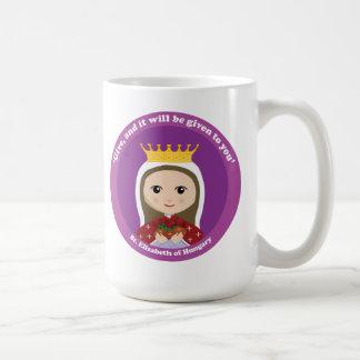 St. Elizabeth von Ungarn Kaffeetasse