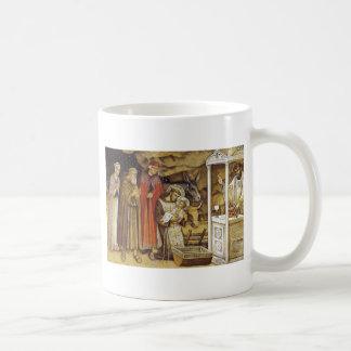 St Francis am Nativity, Tassenschlüsselkette Kaffeetasse