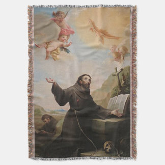 St Francis von Assisi - San Francisco de Asis 24 Decke
