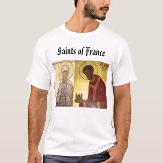 St. Genevieve, St Martin, Heilige von Frankreich T-Shirt