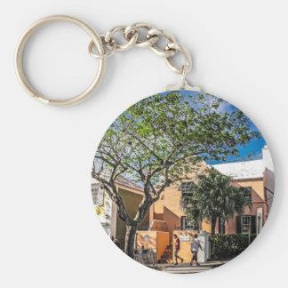 St- Georgeecke Schlüsselanhänger