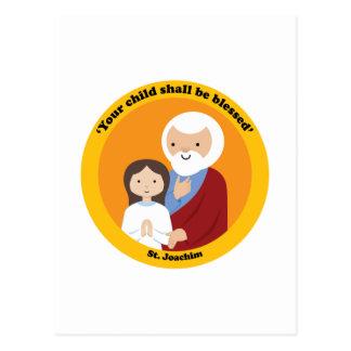 St. Joachim Postkarte