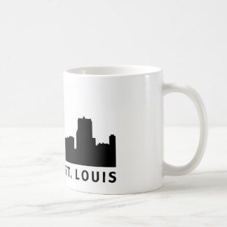 St. Louis Kaffeetasse
