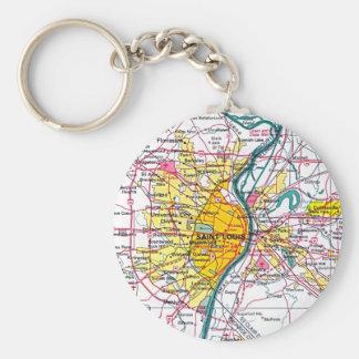 St. Louis Keychain Schlüsselanhänger