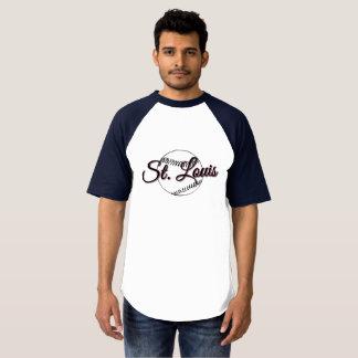 St.- Louisbaseballspaß T - Shirt