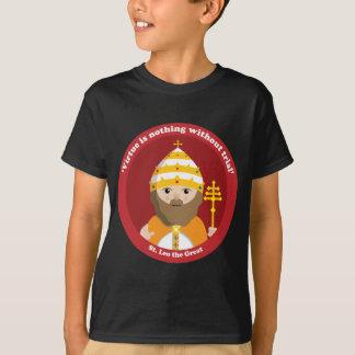 St. Löwe das große T-Shirt