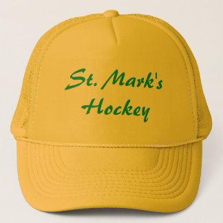 St Mark Hockey Truckerkappe