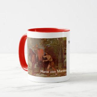 St Martin * der Ausflug-Tasse Tasse