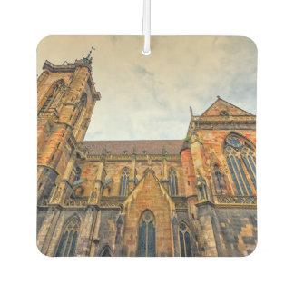 St Martin Kirche, Colmar, Frankreich Lufterfrischer