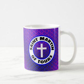 St Martin von Ausflügen Kaffeetasse