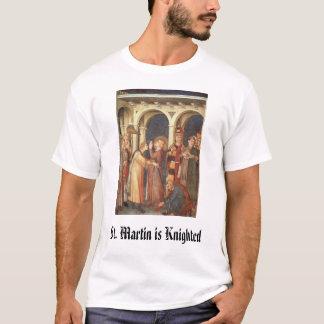 St Martin wird, St Martin wird geadelt geadelt T-Shirt