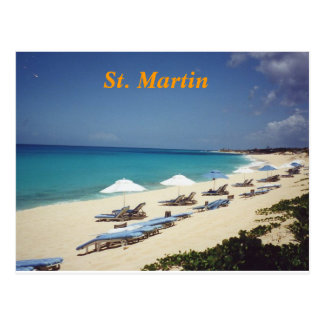 St- Martinpostkarte Postkarte