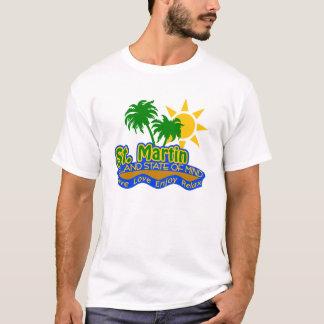 St- MartinStaat des SinnesShirts - wählen Sie Art T-Shirt