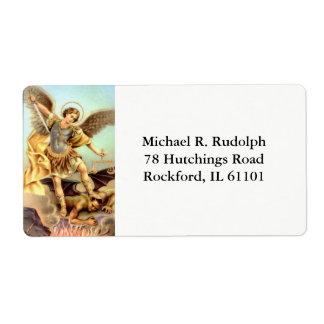 St Michael die Erzengel-Klinge-Rüstung