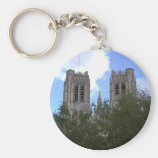 St Michael und Kathedrale St. Gudula Schlüsselanhänger