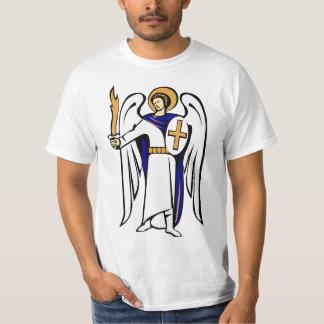 St- MichaelShirt mit Gebet auf Rückseite T-Shirt