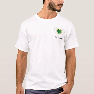 St Patrick Tag-Fertigen - besonders angefertigt T-Shirt