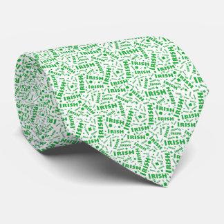 St Patrick Tagesirisches Personalisierte Krawatten