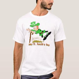 St Patrick Tageskobold-Gold T-Shirt