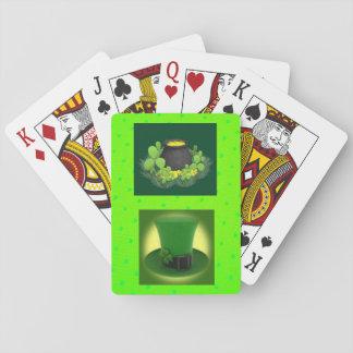 St Patrick Tagesspielkarten Spielkarten