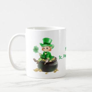 St Patrick TagesTasse Kaffeetasse