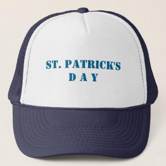 ST PATRICK TAGSaintPATRICKSday USA FESTIVALS Truckerkappe