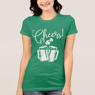 St. Patricks Day-Iren-Zitat des Beifall-  T-Shirt