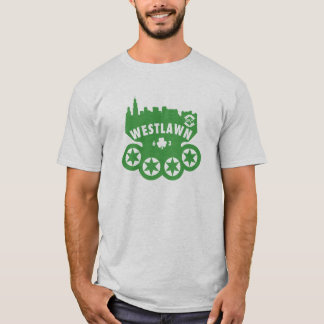St. Patricks Day Westlawn T-Shirt