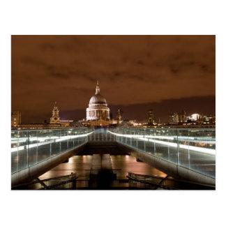 St Paul Kathedrale, London-Postkarte Postkarte