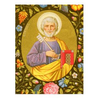 St Peter die Postkarte #2 des Apostel-(P.M. 07)