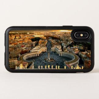 St Peter Quadrat OtterBox Symmetry iPhone X Hülle