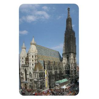 St Stephen Kathedrale, Wien Österreich Magnet