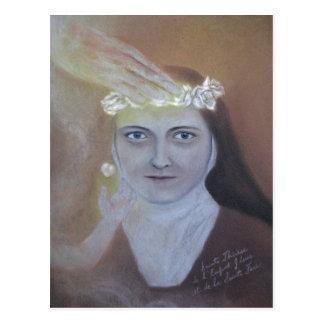 St. Therese Postkarte